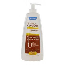 rogé cavaillès dermazero crème lavante surgras extra douce peaux sensibles 300 ml