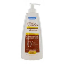 rogé cavaillès dermazero crème lavante surgras extra douce peaux sensibles 500 ml
