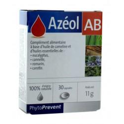 azéol ab 30 capsules