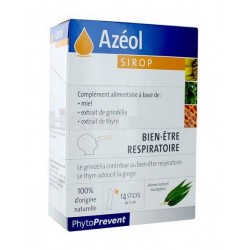 azéol sirop 14 sticks