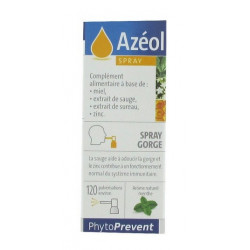azéol spray 15 ml