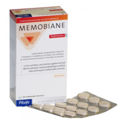 pileje memobiane performance 60 comprimés