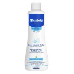 mustela bain mousse éveil 750 ml