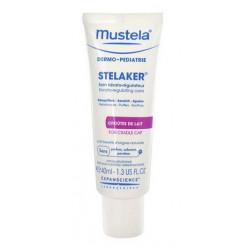 mustela dermo-pédiatrie stelaker soin kérato-régulateur 40 ml