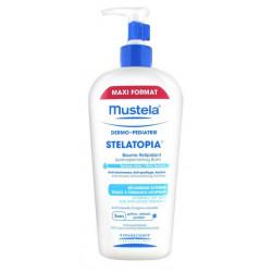 mustela dermo-pédiatrie stelatopia baume relipidant 400 ml