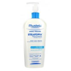 mustela dermo-pédiatrie stelatopia crème émolliente 400 ml