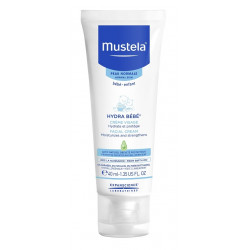 mustela hydra bébé crème visage 40 ml