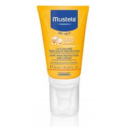 Mustela Lait Solaire Très Haute Protection SPF 50+ 40 ml