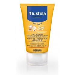 Mustela Lait Solaire Très Haute Protection SPF 50+ 100 ml