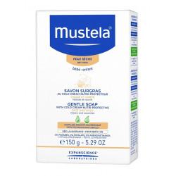 mustela savon surgras au cold cream nutri-protecteur 150 g