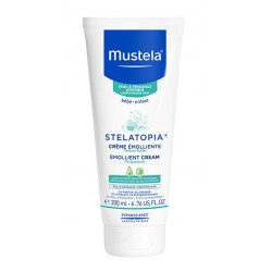 mustela stelatopia crème émolliente 200 ml