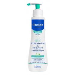 mustela stelatopia crème lavante 200 ml