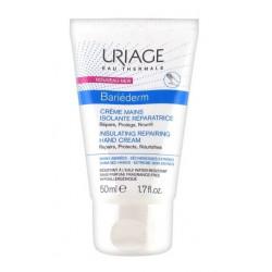 Uriage Bariéderm Crème Mains Isolante Réparatrice 50 ml