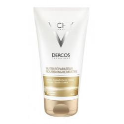vichy dercos nutri réparateur après-shampooing crème 150 ml