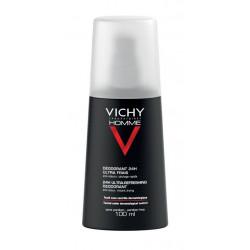 vichy homme déodorant 24h ultra-frais 100 ml