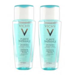 Vichy Pureté Thermale Démaquillant Apaisant Yeux 2 x 150 ml