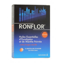 novodex ronflor pastilles anti-ronflement