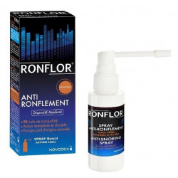 novodex ronflor spray anti-ronflement 50 ml