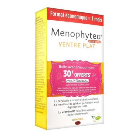 ménophytea ventre plat 60 comprimés