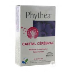 phythea capital cérébral 30 capsules