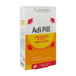 nutreov adi pill métabolisme des graisses minceur 3d 40 capsules