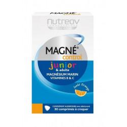 nutreov magné control junior 30 comprimés