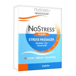Nutreov Nostress Flash 6 Gélules