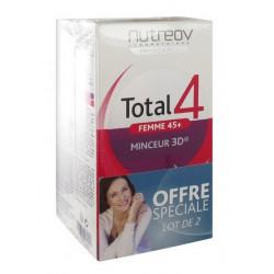 Nutreov Total 4 Femme 45+ 2 x 30 Comprimés
