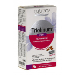 nutreov triolinum fort 30 capsules
