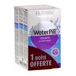 nutreov waterpill cellulite 3 x 20 comprimés