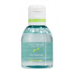 noreva actipur solution micellaire nettoyante purifiante 100 ml