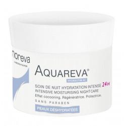 Noreva Aquareva Soin de Nuit Hydratation Intense 24H 50 ml