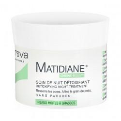 Noreva Matidiane Soin de Nuit Détoxifiant 50 ml