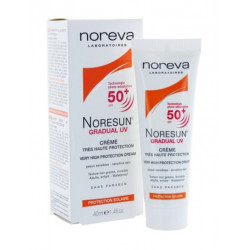 Noreva Noresun Gradual UV Crème SPF 50+ 40 ml