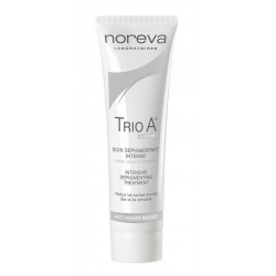 noreva trio a soin dépigmentant intensif 30 ml