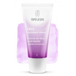 Weleda Iris Crème de Nuit Hydratante 30 ml