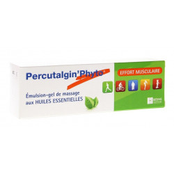percutalgin' phyto émulsion gel de massage 60 ml