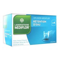 médiflor infusion n°4 rétention d'eau