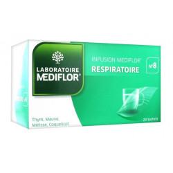médiflor infusion n°8 respiratoire