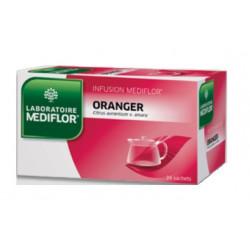 médiflor infusion oranger 24 sachets