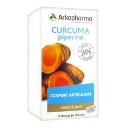 arkogélules curcuma piperine 150 gélules