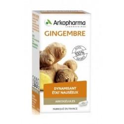 arkogélules gingembre 45 gélules