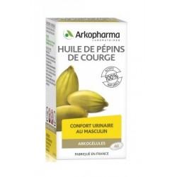 arkogélules huile de pépins de courge 60 capsules