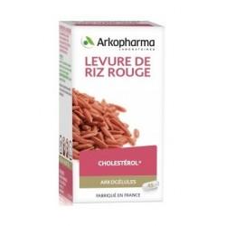 arkogélules levure de riz rouge 45 gélules