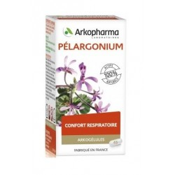 arkogélules pélargonium 45 gélules