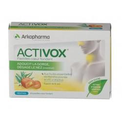 arkopharma activox pastilles coeur fondant