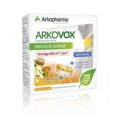 arkopharma arkovox comprimé à sucer
