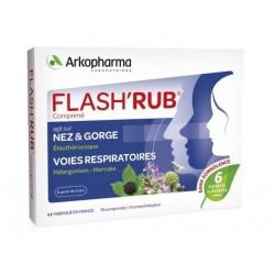 arkopharma flash'rub 15 comprimés