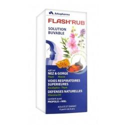 arkopharma flash'rub solution buvable 150 ml