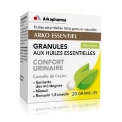 arkopharma arko essentiel confort urinaire granules aux huiles essentielles
